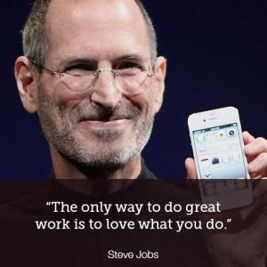 @Steve Jobs