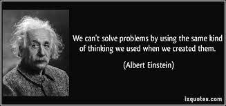 Einstein advice