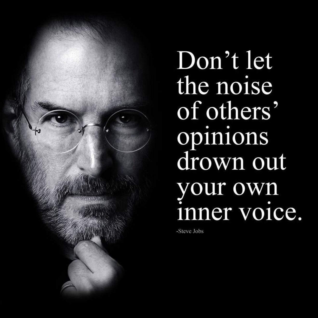 Steve Jobds advice