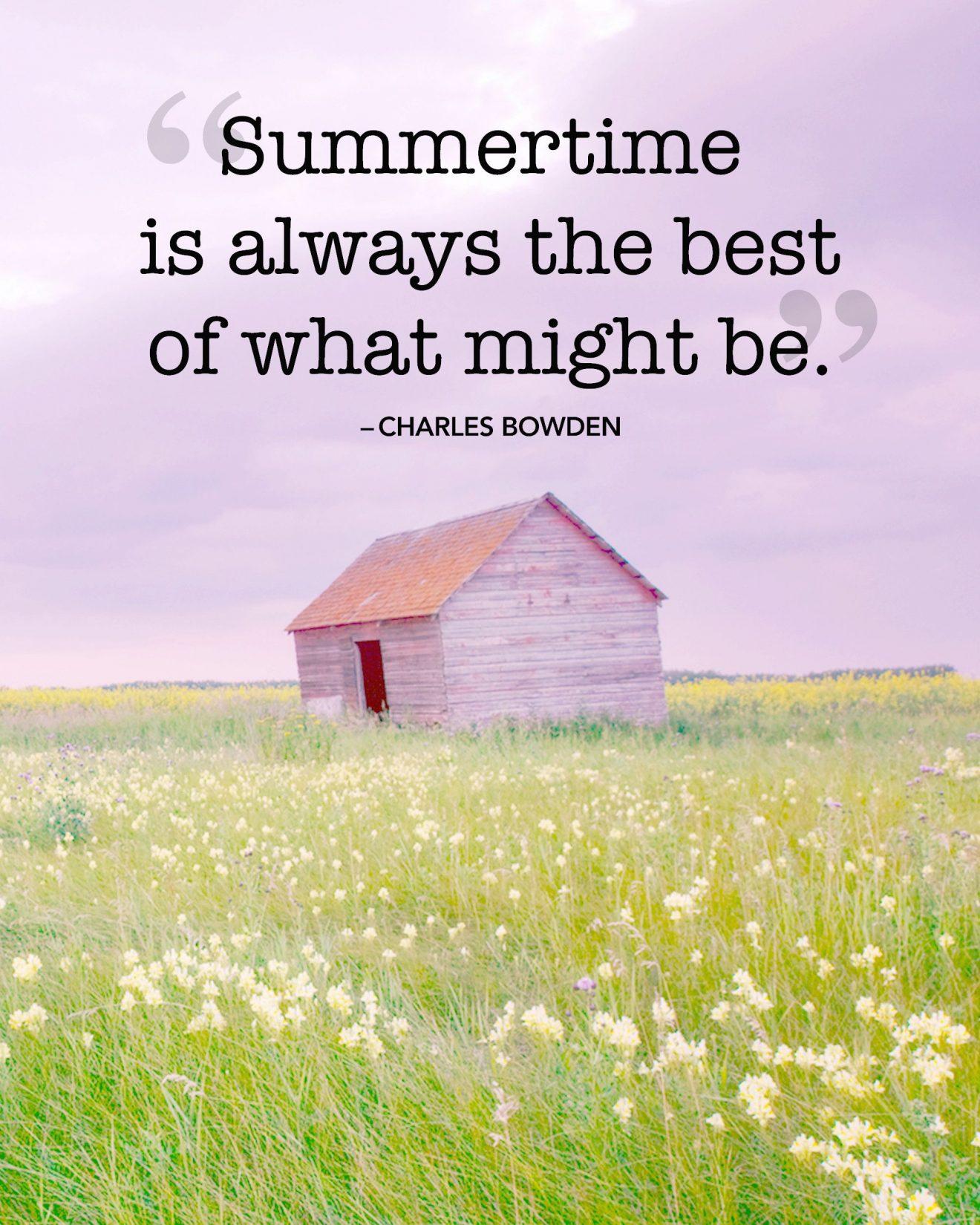 Summertime 2021