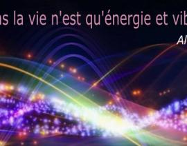 #Déconfinement_Tout est Vibration ?!