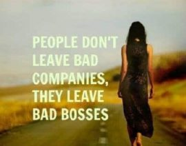 Stop the bad habits of management!